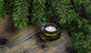 Ceniceros sin olor con cera de vela - Trucos de hogar caseros