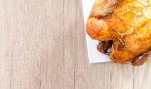 Remedio casero para un pollo más crujiente