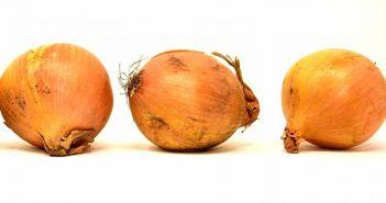 Cortar las cebollas sin llorar usando vinagre - Trucos de hogar caseros