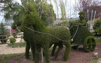 El Bosque Encantado, un jardín botánico de cuento de hadas