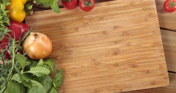 Cómo limpiar las tablas de cortar - Trucos de hogar caseros