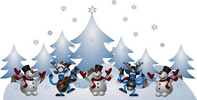 Tarjetas de Navidad para felicitar las fiestas
