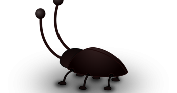 Algodones empapados en lejía para las cucarachas