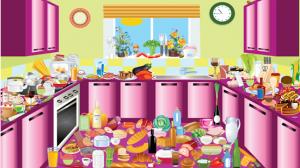 Hidden object in Kitchen - juegos de cocina gratis