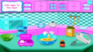 Hornear las cupcakes - juegos de cocina gratis