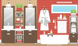 Eliminar el moho del ba o con lim n trucos de hogar caseros - Limpiar moho bano ...