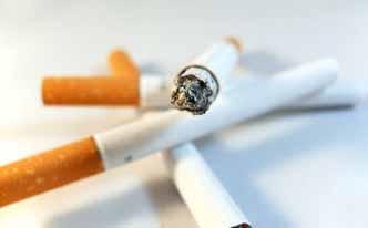 Eliminar las manchas de nicotina con aspirina