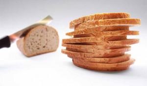 Pan crujiente en 30 segundos