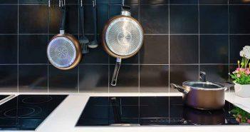Cómo limpiar la vitrocerámica con remedios caseros - Trucos de hogar caseros