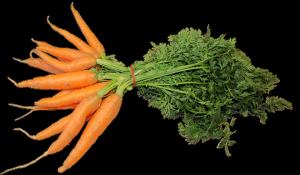 Cómo quitar manchas de zanahoria con alcohol