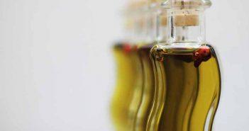 Cómo limpiar una aceitera con vinagre - Trucos de hogar caseros