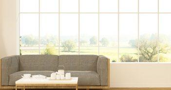 Limpiar ventanas con vinagre y limón - Trucos de hogar caseros