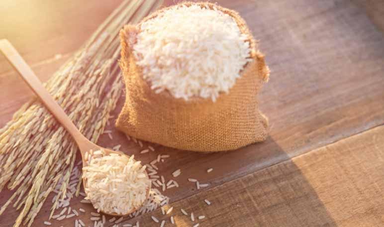 Espantar a las hormigas con arroz - Trucos de hogar caseros
