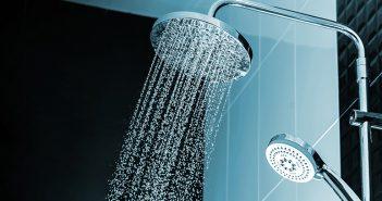 Cómo limpiar la cortina de la ducha - Trucos de hogar caseros