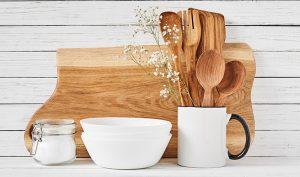 Remedio casero para limpiar los cubiertos de madera - Trucos de hogar caseros