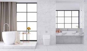 Azulejos limpios con agua de patata - Trucos de hogar caseros