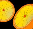 Bolsos de piel perfectos con naranja