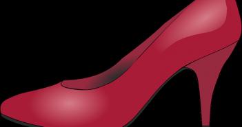 Limpiar los zapatos de raso con amoniaco