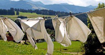 Trucos sencillos para la limpieza de la ropa