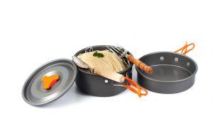 Limpiar una olla quemada con vinagre - Trucos de hogar caseros
