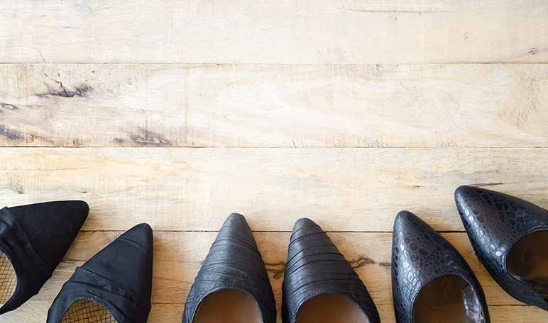 Truco para que los zapatos no duelan - Trucos de hogar caseros
