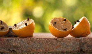 Eliminar el mal olor del frigorífico con limón