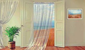 Cómo limpiar las puertas de madera con remedios caseros