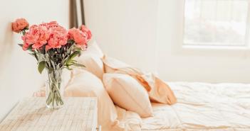 Decorar con flores frescas - Trucos de hogar caseros
