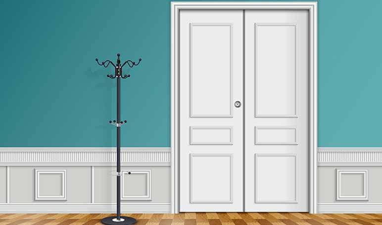 Cómo blanquear las puertas lacadas con remedios caseros - Trucos de hogar caseros