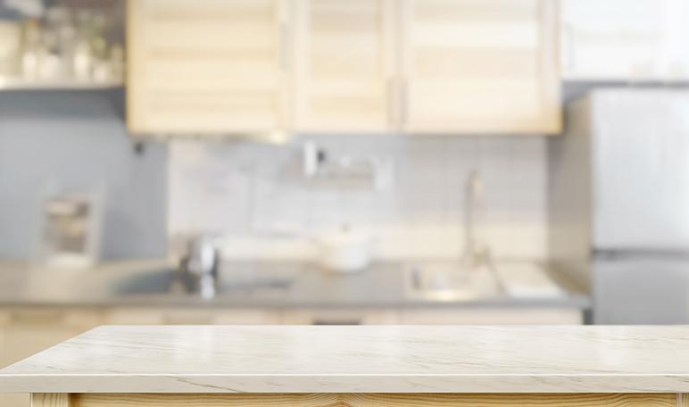 Cómo desinfectar la encimera con bicarbonato - Trucos de hogar caseros
