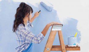 Cómo quitar el olor a pintura de la vivienda paso a paso - Trucos de hogar caseros