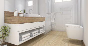 Consejos para tener tu baño ordenado y limpio - Trucos de hogar caseros